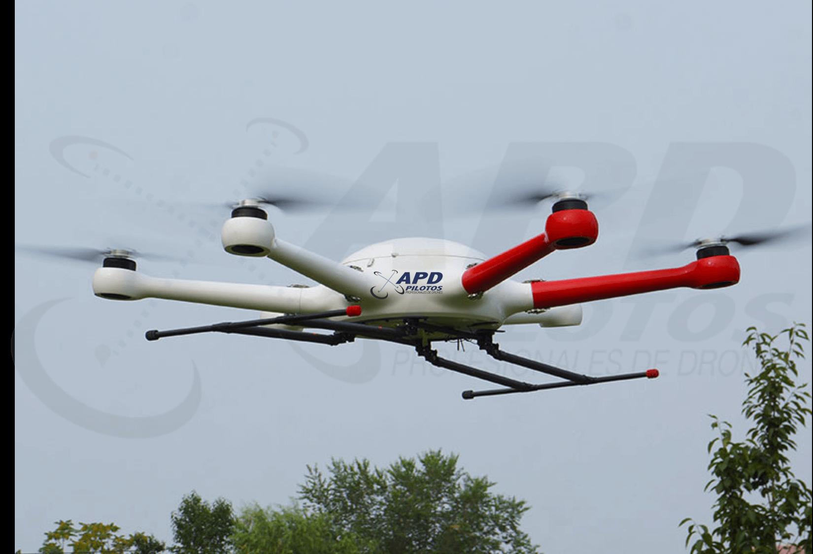 Empresas de Drones en Colombia