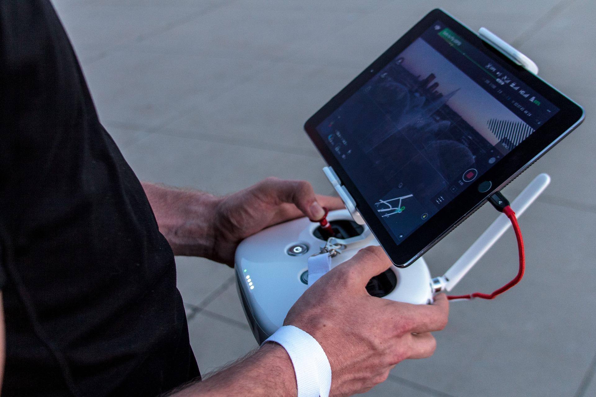 Vivir de los Drones: El trabajo del futuro