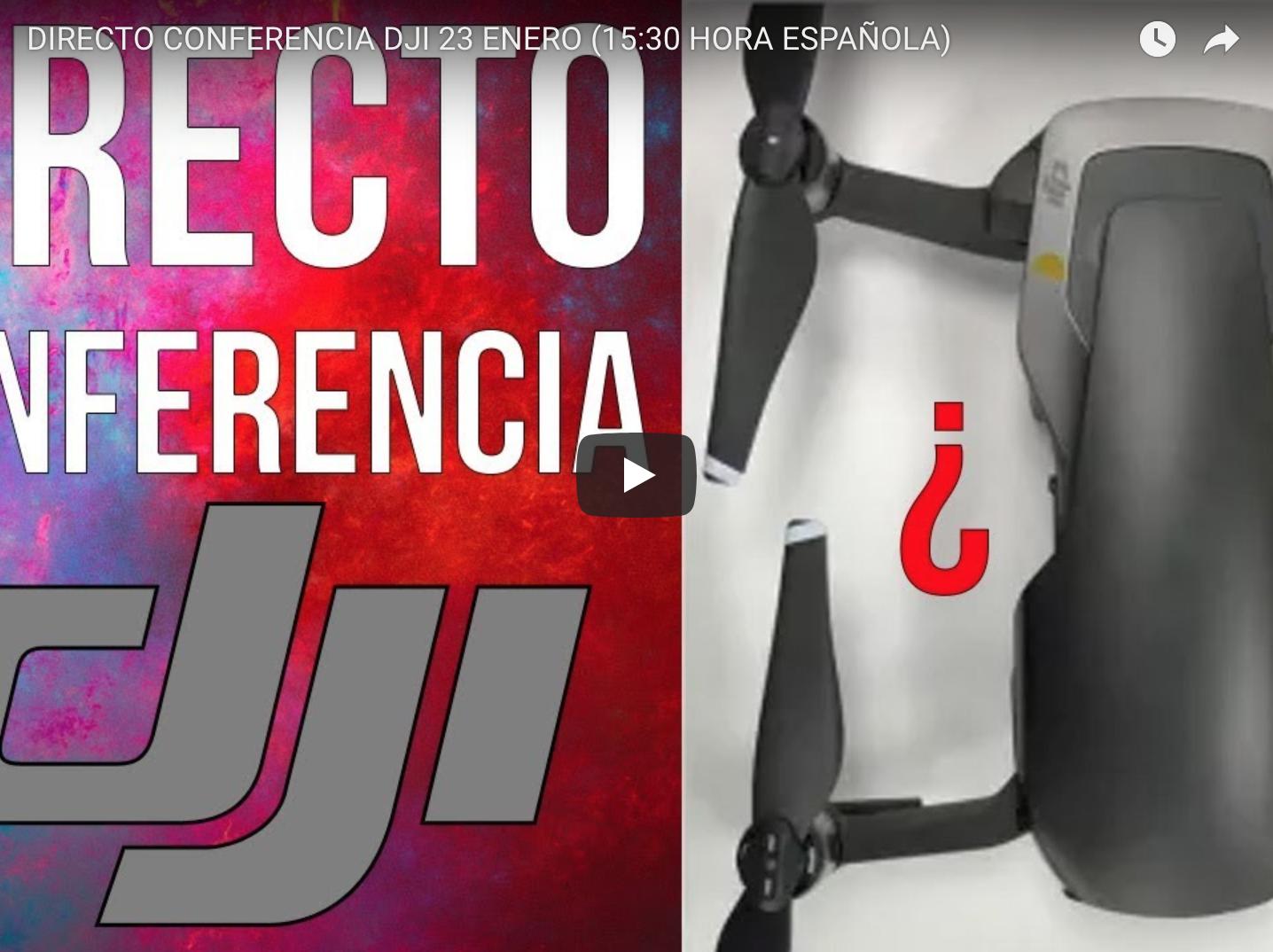 DJI Presenta un nuevo Drone